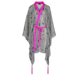 Kimono NAUTICAL PRINT